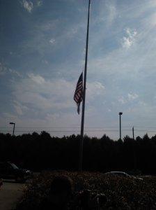 NCC 9/11 Flag
